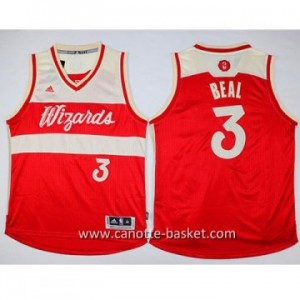Maglie nba 2015-2016 Natale Washington Wizards Bradley Beal #3