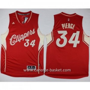 Maglie nba bambino Los Angeles Clippers Paul Pierce #34 rosso