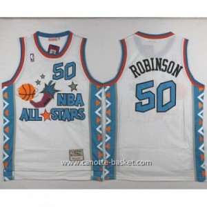 Maglie 1996 All-Star David Robinson #50 bianco