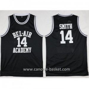 Maglie BEL-AIR ACADEMY SMITH #14 nero