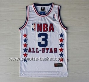 Maglie 2003 All-Star Kyrie Irving #3 bianco