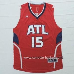 Maglie nba Atlanta Hawks Al Horford #15 rosso