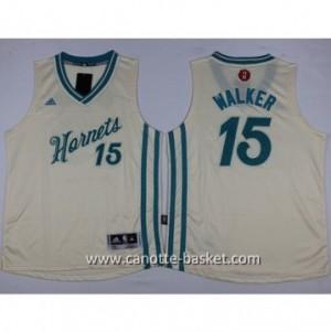 Maglie nba bambino Charlotte Hornet Kemba Walker #15 bianco
