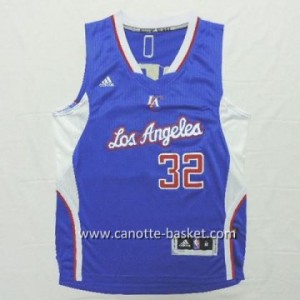 Maglie nba bambino Los Angeles Clippers Blake Griffin #32 blu
