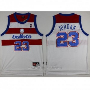 Maglie nba Brooklyn Nets Jerome Jordan #23 bianco
