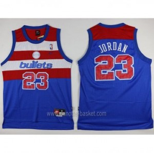 Maglie nba Brooklyn Nets Jerome Jordan #23 blu