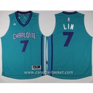 Maglie nba Charlotte Hornet Jeremy Lin #7 verde