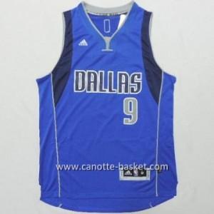 Maglie nba Dallas Mavericks Rajon Rondo #9 blu