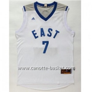 Maglie 2016 East All-Star Carmelo Anthony #7 bianco