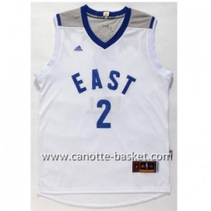 Maglie 2016 East All-Star John Wall #2 bianco