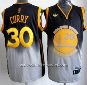 Maglie nba Golden State Warriors Stephen Curry #30 Fadeaway Moda