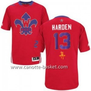 Maglie 2014 All-Star James Harden #13 rosso
