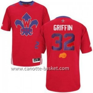 Maglie 2014 All-Star Blake Griffin #32 rosso