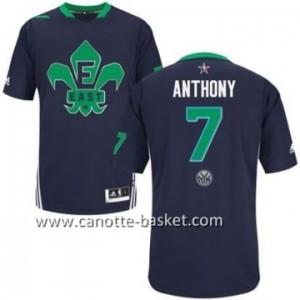 Maglie 2014 All-Star Carmelo Anthony #7 blu