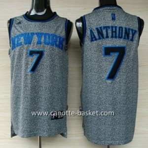 Maglie nba New York Knicks Carmelo Anthony #7 Statico Fashion