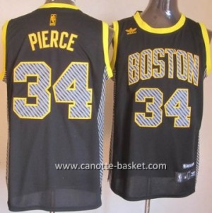 Maglie nba Boston Celtics Paul Pierce #34 Relampago