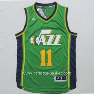 Maglie nba Utah Jazz Dante Exum #11 verde