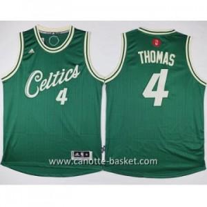 Maglie nba bambino Boston Celtics Isaiah Thomas #4 2016 Natale
