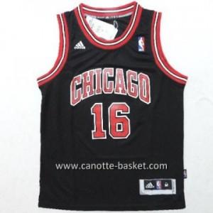 Maglie nba bambino Chicago Bulls Pau Gasol #16 nero