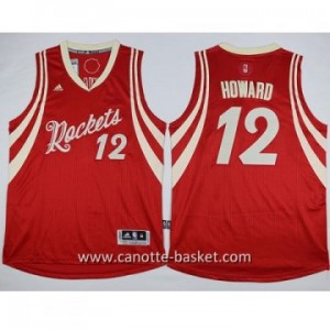 Maglie nba bambino Houston Rockets Dwight Howard #12 rosso