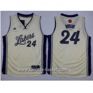 Maglie nba bambino Los Angeles Lakers KOBI BRYANT #24 Christmas Edition