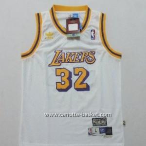 Maglie nba bambino Los Angeles Lakers JORDAN #32 bianco