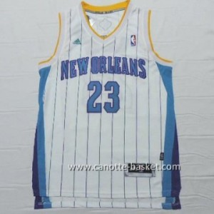 Maglie nba New Orleans Pelicans Anthony Davis #23 bianco