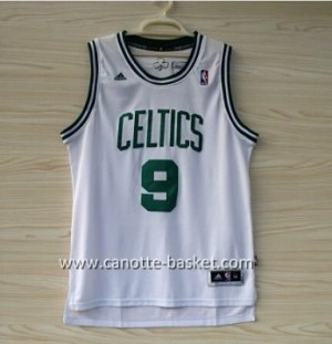 Maglie nba Boston Celtics Rajon Rondo #9 bianco