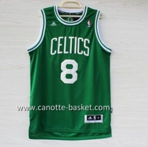 Maglie nba Boston Celtics Jeff Green #8 verde