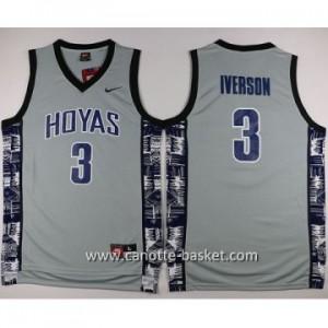 Maglie nba NCAA Philadelphia 76ers Allen Iverson #3 grigio