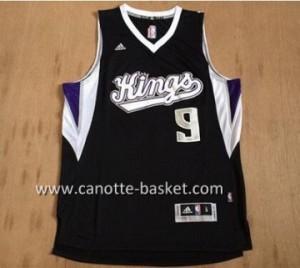 Maglie nba Sacramento Kings Rajon Rondo #9 nero