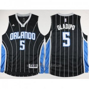 nuovo Maglie nba Orlando Magic Victor Oladipo #5 nero