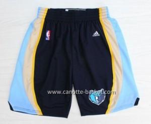 pantaloncini nba Memphis Grizzlies blu marino
