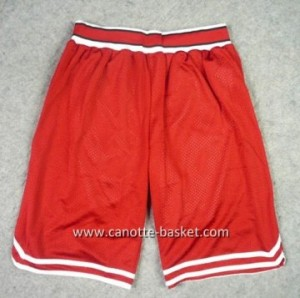 pantaloncini Slam Dunk Shohoku rosso