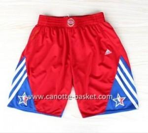 pantaloncini nba 2013 All-Star rosso