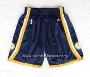 pantaloncini nba Indiana Pacers blu marino