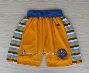 pantaloncini nba Denver Nuggets giallo