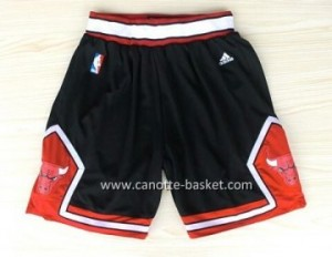pantaloncini nba Chicago Bulls nero