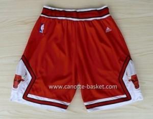pantaloncini nba Chicago Bulls rosso