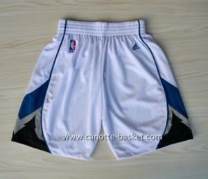 pantaloncini nba Minnesota Timberwolves bianco