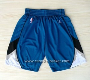 pantaloncini nba Minnesota Timberwolves blu