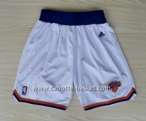 pantaloncini Maglie nba New York Knicks bianco