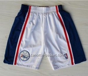 pantaloncini nba Philadelphia 76ers bianco 10 Anniversario
