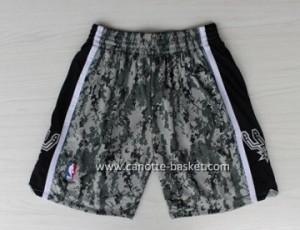 pantaloncini Maglie nba San Antonio Spurs Camouflage Colore