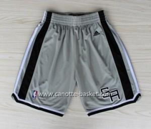 pantaloncini Maglie nba San Antonio Spurs grigio