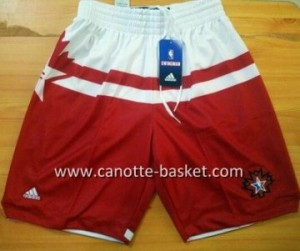 pantaloncini nba 2016 West All-Star rosso