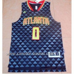 Maglie nba Atlanta Hawks Jeff Teague #0 blu