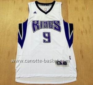 Maglie nba Sacramento Kings Rajon Rondo #9 bianco