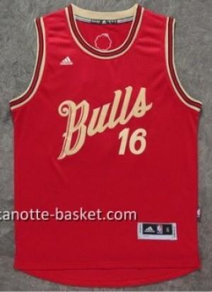Maglie nba 2015-2016 Natale Chicago Bulls Pau Gasol #16