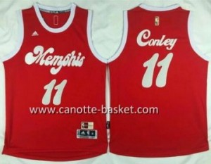 Maglie nba 2015-2016 Natale Memphis Grizzlies Mike Conley #11